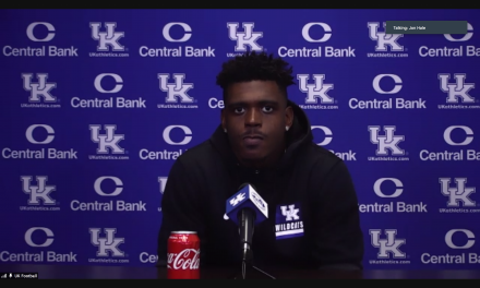 Terry Wilson, Chris Rodriguez, Landon Young and Jamin Davis recap win over Vanderbilt