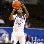 Kyra Elzy, Chasity Patterson and Blair Green recap win over Murray State