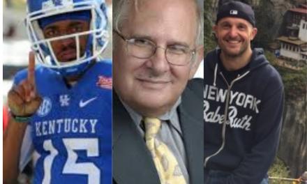 Stephen Johnson, Jerry Sander and Mike Safo November 19, 2020